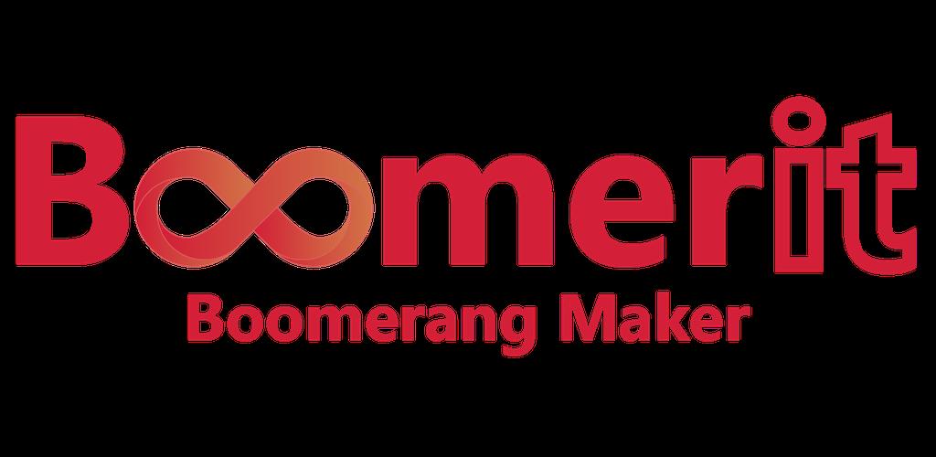 Boomerit Boomerang Maker Logo